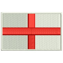 ENGLAND FLAG Embroidered Patch