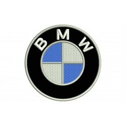 BMW (Logo) Embroidered Patch