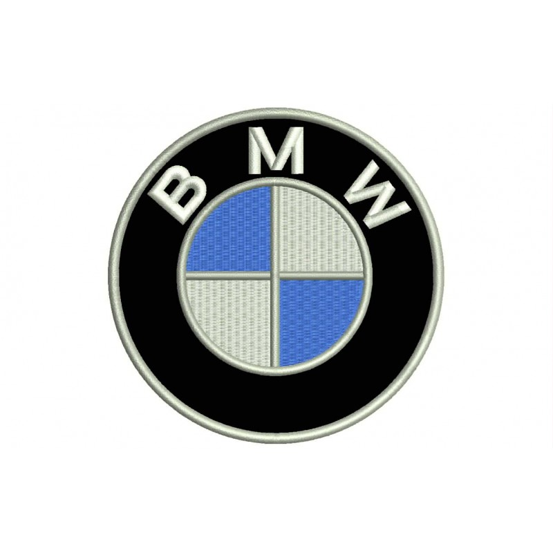 Bmw Mountain View >> BMW Logo Embroidered Patch
