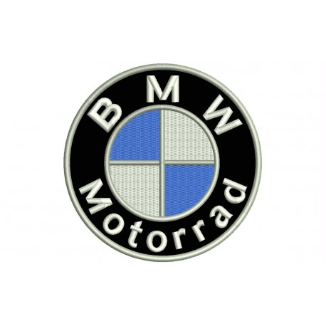 BMW MOTORRAD (Logo) Embroidered Patch