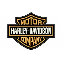 HARLEY DAVIDSON (Motor Company) Embroidered Patch