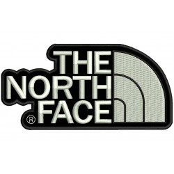 THE NORTH FACE Embroidered Patch