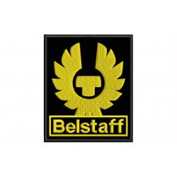 BELSTAFF Embroidered Patch