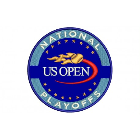 US OPEN Embroidered Patch
