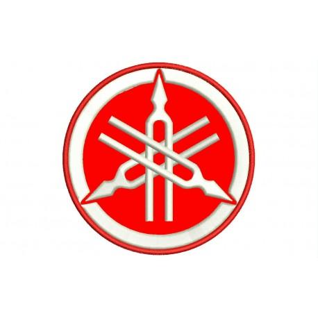 YAMAHA (Logo) Embroidered Patch