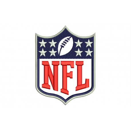 National Football League (NFL) Embroidered Patch