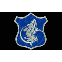 ARRYN SHIELD Embroidered Patch