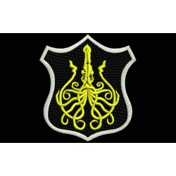 GREYJOY Shield Embroidered Patch