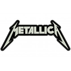 METALLICA Embroiderd Patch