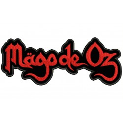 MAGO DE OZ Embroidered Patch