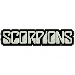 SCORPIONS Embroidered Patch