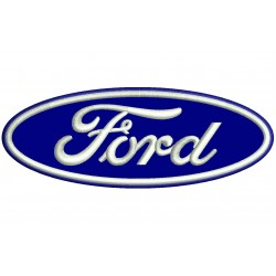 FORD (Logo) Embroidered Patch