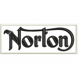 NORTON Embroidered Patch