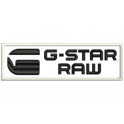 G-STAR RAW Embroidered Patch