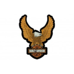 HARLEY-DAVIDSON EAGLE (Big) Embroidered Patch