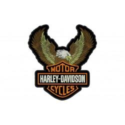 Parche Bordado HARLEY DAVIDSON AGUILA (Logo Grande)