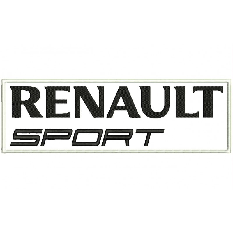 RENAULT SPORT patch
