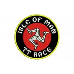 Parche Bordado ISLA DE MAN TT RACE