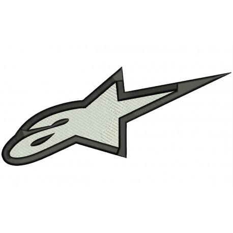 ALPINESTARS (Logo) Embroidered Patch