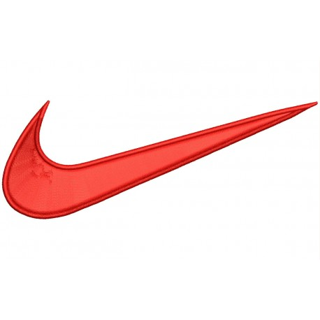 NIKE (Logo) Embroidered Patch