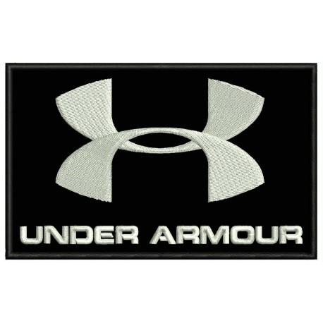 da516bc29 UNDER ARMOUR Embroidered Patch
