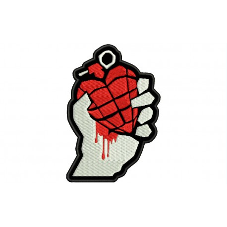 GREENDAY Embroidered Patch