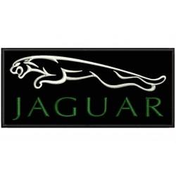 JAGUAR (Logo) Embroidered Patch