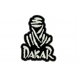DAKAR RALLY Embroidered Patch
