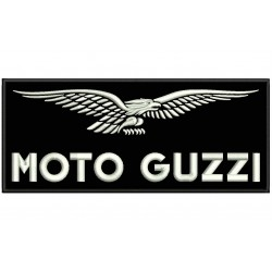 MOTO GUZZI Embroidered Patch