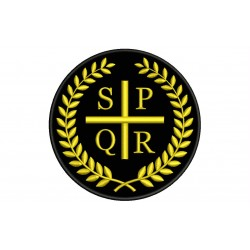 SPQR (Roman Legions) Embroidered Patch