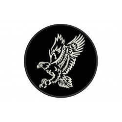 TRIBAL EAGLE Embroidered Patch