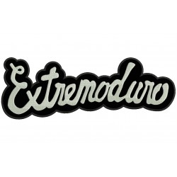 EXTREMODURO Embroidered Patch