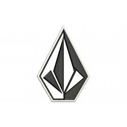 VOLCOM (STONE) Embroidered Patch