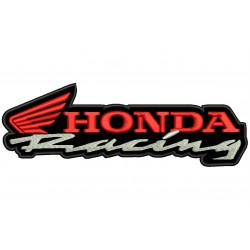 HONDA RACING Embroidered Patch