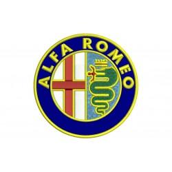 ALFA ROMEO (Logo) Embroidered Patch