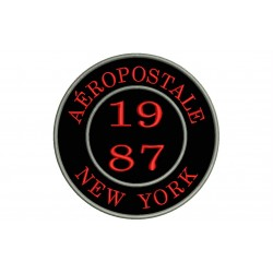 AEROPOSTALE (New York) Embroidered Patch