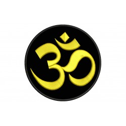 OM SYMBOL (HINDUISM SYMBOLOGY) Embroidered Patch