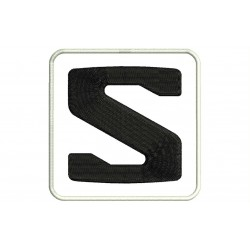 SALOMON (Logo) Embroidered Patch