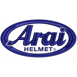 ARAI Embroidered Patch