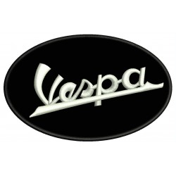 VESPA Embroidered Patch