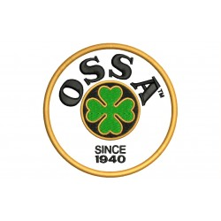 OSSA Embroidered Patch