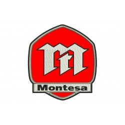 MONTESA Embroidered Patch