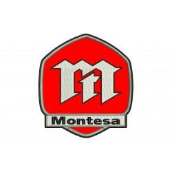 Parche Bordado MONTESA