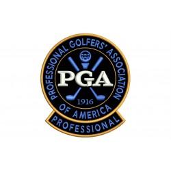Parche Bordado PGA (Professional Golfers Association)