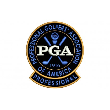 PGA (Professional Golfers Association) Embroidered Patch
