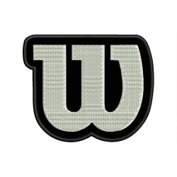 WILSON (Logo) Embroidered Patch