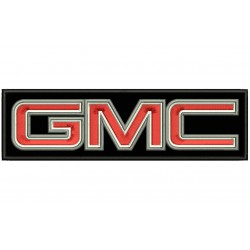 GMC Embroidered Patch