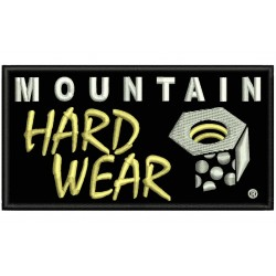 MOUNTAIN HARDWEAR Embroidered Patch