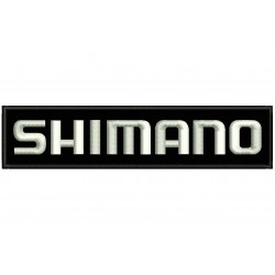 SHIMANO Embroidered Patch