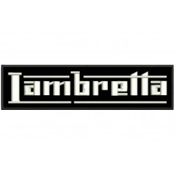 LAMBRETTA Embroidered Patch